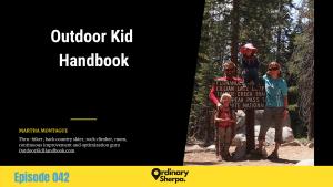 outdoor kid handbook